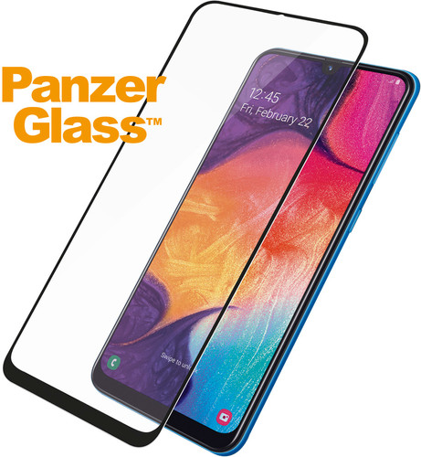 PanzerGlass Case Friendly Samsung Galaxy A50 Screenprotector Glas Main Image