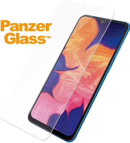 PanzerGlass Case Friendly Samsung Galaxy A10 Screenprotector Glas Main Image