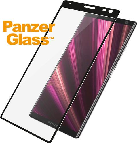 PanzerGlass Sony Xperia 10 Plus Screenprotector Glas Zwart Main Image