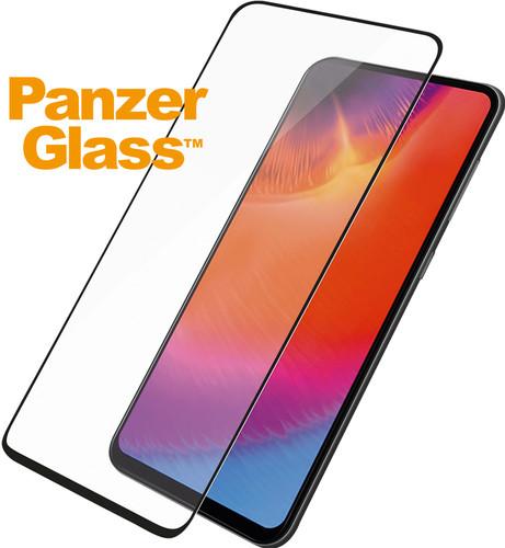 PanzerGlass Case Friendly Samsung Galaxy A80 Screenprotector Glas Zwart Main Image