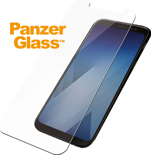 PanzerGlass Case Friendly Samsung Galaxy A8 (2018) Screenprotector Glas Main Image