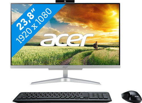 Acer Aspire C24-865 I5430 NL All-in-One Main Image