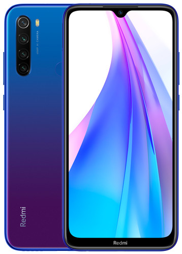 Xiaomi Redmi Note 8T 64 GB Blauw Main Image