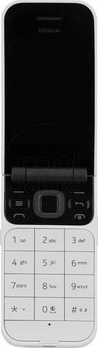 Nokia 2720 Flip Grijs Main Image