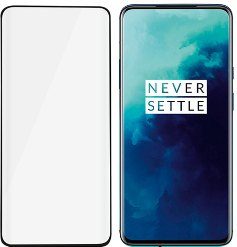 PanzerGlass Case Friendly OnePlus 7T Pro Screenprotector Glas Zwart Main Image