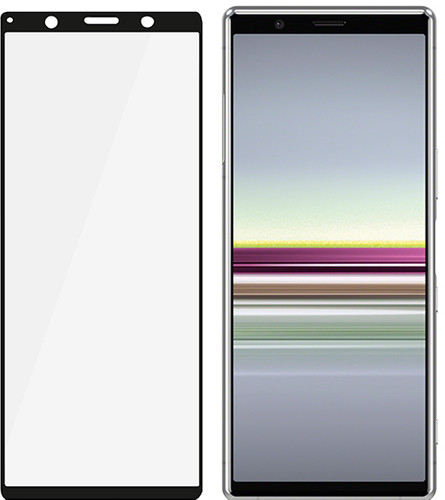 PanzerGlass Case Friendly Sony Xperia 5 Screenprotector Glas Zwart Main Image