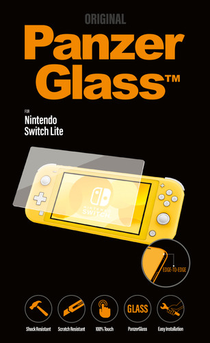 PanzerGlass Nintendo Switch Lite Screen Protector Glass Main Image