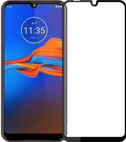 Just in Case Full Cover Motorola Moto E6 Plus Screenprotector Glas Main Image