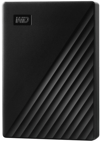 WD My Passport 5TB Black Main Image