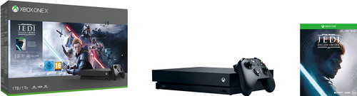 Xbox One X 1TB + Star Wars Main Image