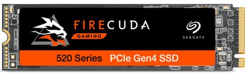 Seagate FireCuda 520 SSD 500GB Main Image