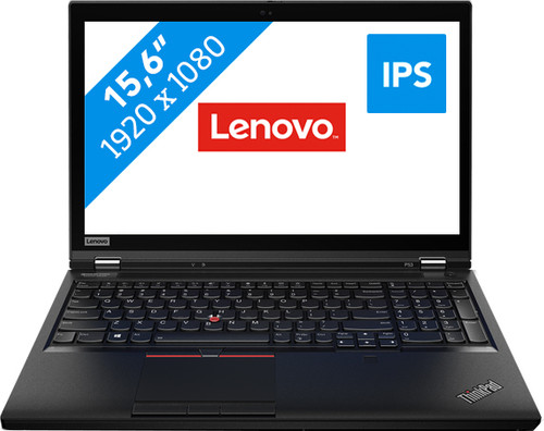 Lenovo ThinkPad P53 - 20QN002RMH Main Image