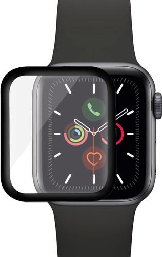 PanzerGlass Apple Watch Series 4/5 44mm Screenprotector Glas Zwart Main Image