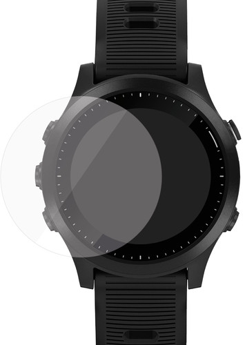 PanzerGlass Universele 39mm Smartwatch Screenprotector Glas Main Image