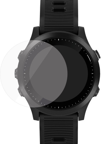 PanzerGlass Universele 40,5mm Smartwatch Screenprotector Glas Main Image