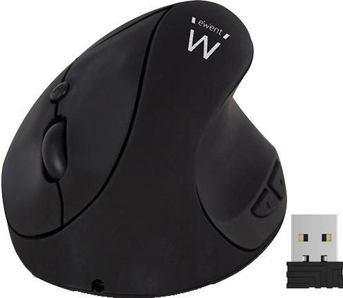 Ewent EW3150 Wireless Ergonomic Mouse Main Image