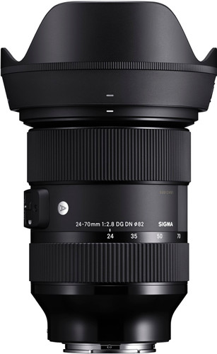 Sigma 24-70mm f/2.8 DG DN Art Sony Main Image