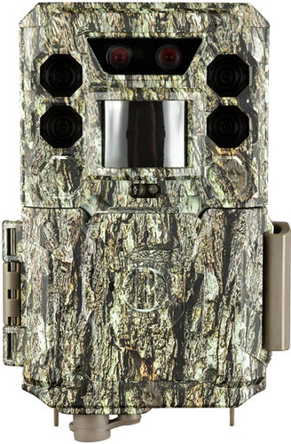 Bushnell 30MP Trophy Cam Dual Core Treebark Camo No Glow Main Image