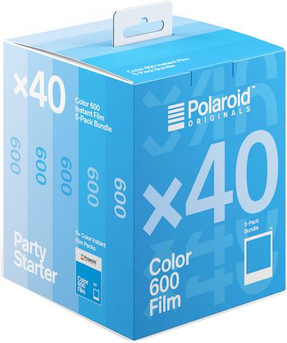 Polaroid Originals Color Instant Fotopapier 600 Film (40 stuks) Main Image