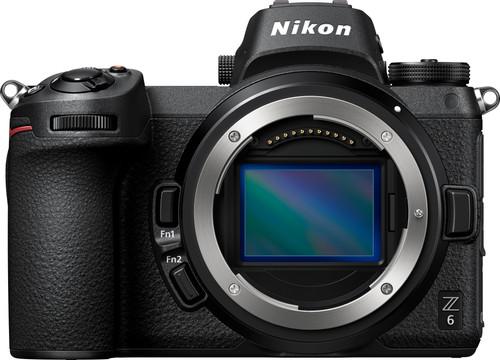 Nikon Z6 Body Main Image