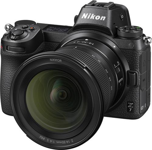 Nikon Z6 + Nikkor Z 14-30mm f/4 S + FTZ Adapter Main Image