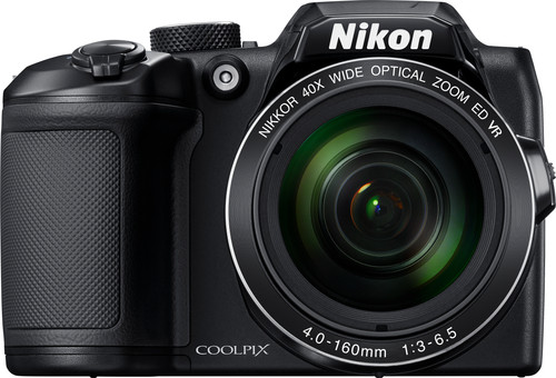 Nikon Coolpix B500 + Case Main Image