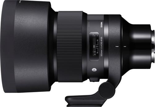Sigma 105mm f/1.4 DG HSM Art Sony Main Image