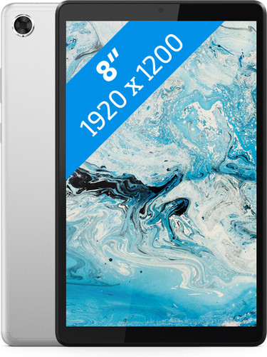 Lenovo Tab M8 FHD 32GB Wifi Zilver Main Image
