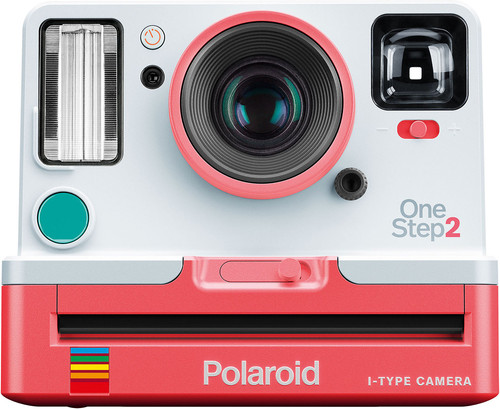Polaroid Originals OneStep 2 VF Koraalrood Main Image