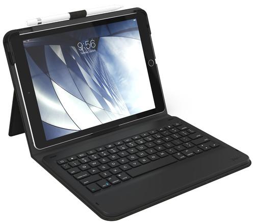 ZAGG Messenger Folio Apple iPad (2019/2020) en iPad Air (2019) Toetsenbord Hoes QWERTY Zwa Main Image