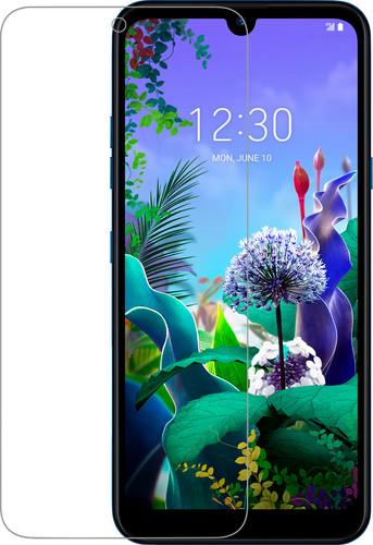Azuri Rinox LG Q60 Screenprotector Gehard Glas Main Image