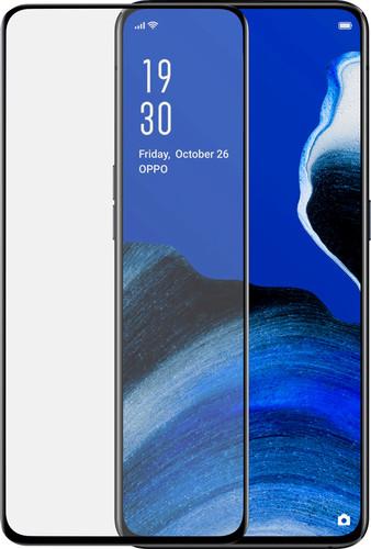 Azuri Rinox Oppo Reno2 Screenprotector Gehard Glas Zwart Main Image