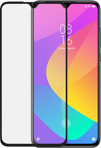 Azuri Rinox Xiaomi Mi 9 Lite Screenprotector Gehard Glas Zwa Main Image