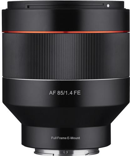 Samyang 85mm F1.4 AF Sony FE Main Image