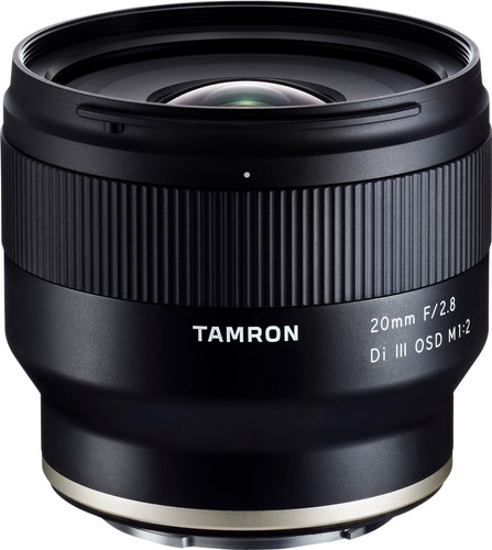 Tamron 20mm F/2.8 DI III OSD 1:2 macro Sony FE Main Image