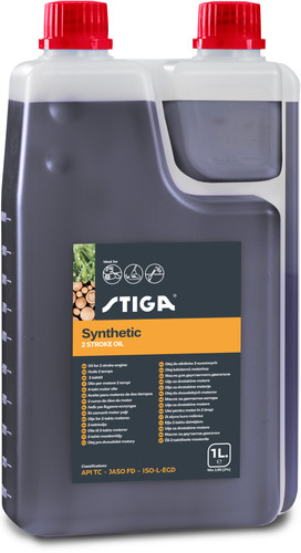 Stiga olie voor Stiga Tuingereedschap met een 2-takt Motor Main Image