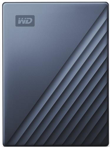 WD My Passport for Mac 2TB Type C Blauw Main Image