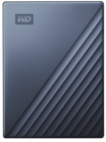WD My Passport for Mac 5TB Type C Blue Main Image