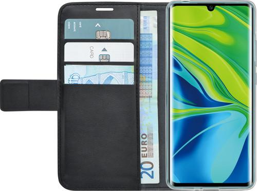 Azuri Wallet Magneet Xiaomi Note 10/Note 10 Pro Cover Zwart Main Image
