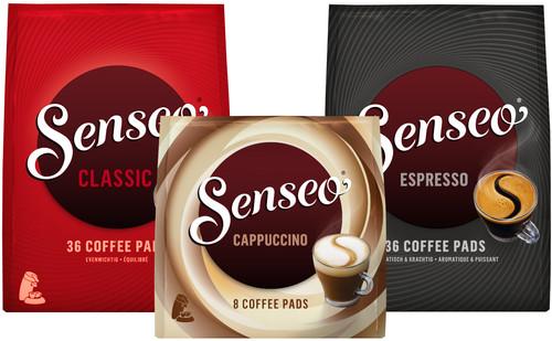 Senseo Variatiedoos Classic, Espresso en Cappuccino Main Image