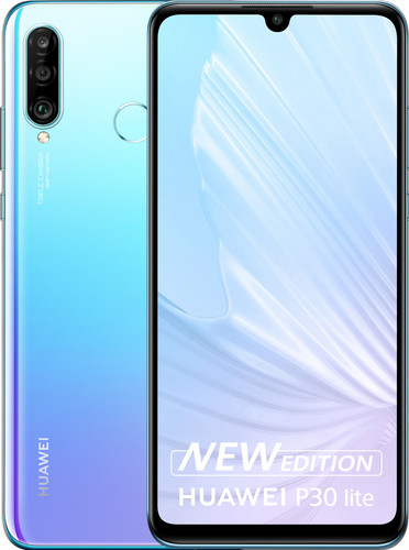 Huawei P30 Lite New Edition 256 GB Wit Main Image