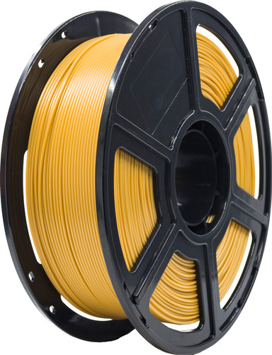 3D&Print PLA PRO Gold Filament 1.75mm (1kg) Main Image