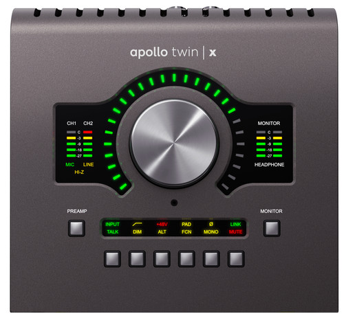Universal Audio Apollo Twin X DUO Main Image