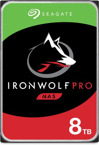 Seagate IronWolf Pro 8TB Main Image