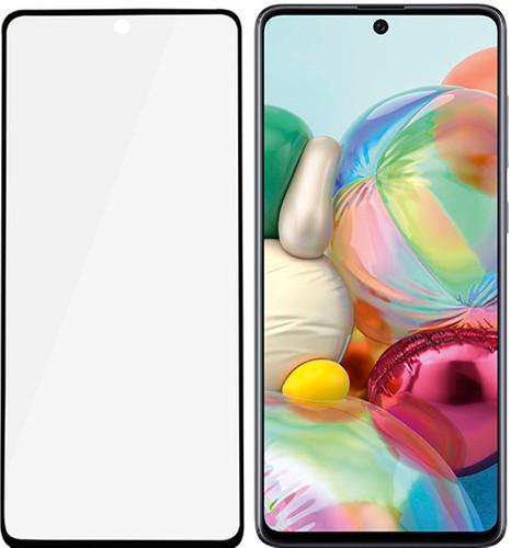 PanzerGlass Case Friendly Samsung Galaxy A71 Screenprotector Zwart Glas Main Image