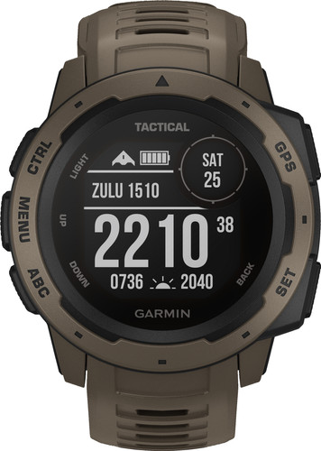 Garmin Instinct Tactical Coyote Main Image