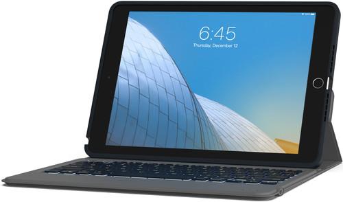 ZAGG Rugged Messenger Apple iPad (2019) Tablethoes met Toetsenbord QWERTY Main Image