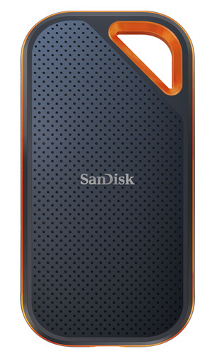 SanDisk Extreme Pro Portable SSD 2TB Main Image