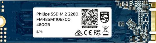 Philips Ultra Speed SATA M.2 SSD 480GB Main Image