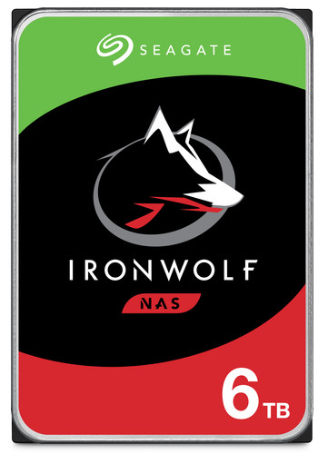 Seagate IronWolf ST6000VN001 6TB Main Image